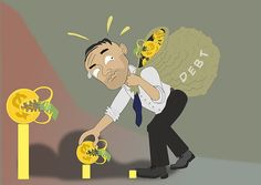 04 astuces pour vivre sans les dettes