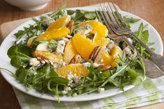 Spinach-Walnut-Citrus+Salad can help fight off Alzheimer's. Dr. Oz recipe