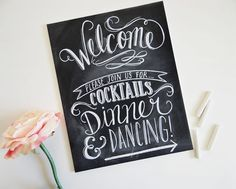 Items similar to DiReCTioNaL WeDDiNg SiGnS - Art Deco - ViNTaGe HoLLyWooD - CuSToM WeLCoMe ReCePTioN SiGn - Wedding Signs - Great Gatsby Wedding - 4ft Stake on Etsy