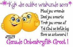 Genade onbeskryflik groot Afrikaanse Quotes, Faith In God, Psalms, Qoutes, Bible, Wisdom, Christian, Sayings, Words