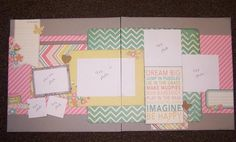Our Get it Scrapped Page Kit using the Vintage Bliss line from Simple Stories for the week of 6/9/15 at The Doodlebug, Inc in Jasper, Indiana!!
