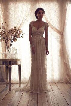 Vintage Hochzeitskleid Abendkleid Brautkleid Partei CocktailKleid Ballkleid Größ