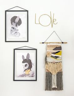 Details from the home of Cuckoo Little Lifestyle on the Lottie is Loving blog
