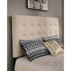 Republic Design House Manhattan Upholstered Headboard - 10541