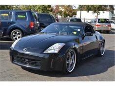 Tuner car custom nissan 350z convertible with volk racing gt c convertible 2004 nissan 350z touring roadster with 2 door in fresno ca 93703 sciox Choice Image