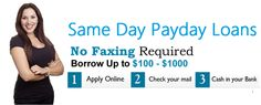 Instant Same Day Payday Loans: Easy Process To Getting Same Day Payday Loans With Instant Cash Support