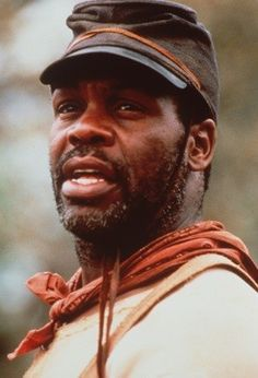 1989, Lonesome Dove: Danny Glover did a fine turn as Joshua Deets, based on historical character Bose Ikard  - see Bose at https://www.pinterest.com/pin/38702878020557887/