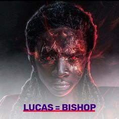 Lucas as bishop  #strangerthings X-Men mashup  #strangerthings2 #strangerthingsmemes #strangerthingsedit #eleven #elevencosplay #elevenstrangerthings #hawkins #hawkinsindiana #netflix