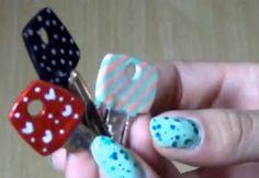 Dicas para personalizar chaves e cadeados | 2 tutoriais em vídeo