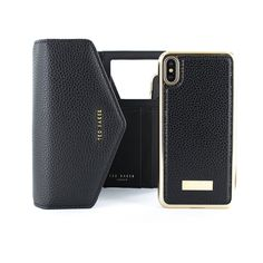 e890a9d5a Ted Baker SELIE Crossbody Case for iPhone XS Max - Black