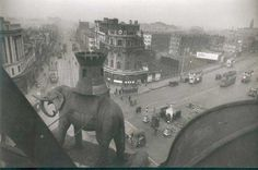 The Vintage Guide To London - Elephant and Castle, Victorian London, Vintage London, Old London, South London, London Life, London Pictures, London Photos, Old Pictures, Old Photos