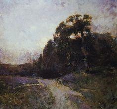 Emil Carlsen : Moonlight, 1887.