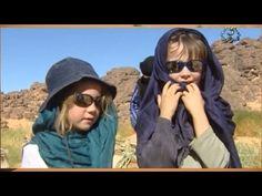 Algérie - voyage touristique à travers le grand sud Algérien - YouTube