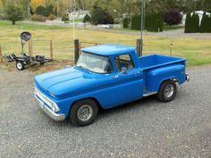 AutoTrader Classics - 1963 Chevrolet C10 Blue 8 Cylinder Automatic | Classic Trucks | Calabasas, CA