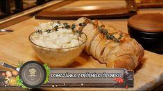 Pomazánka z pečeného česneku - To musíte vyzkoušet! První liga pomazánek! Youtube, Tv, Friends, Videos, Amigos, Tvs, Boyfriends, Youtubers, Youtube Movies