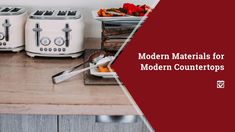 The countertops in your kitchen can make a big difference in how your kitchen looks overall. If you're tired of your kitchen looking old and dated, updating your countert