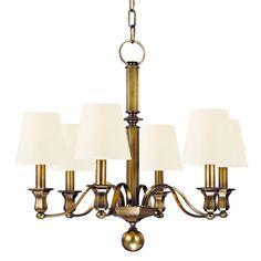 Hudson Valley Lighting   CHARLOTTE - 1416-AGB-WS