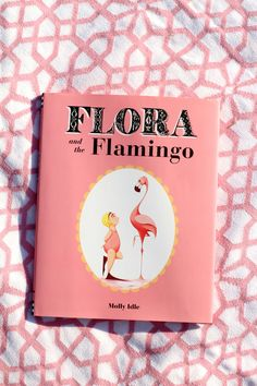 Flora and the Flamingo! One of our favorites this spring