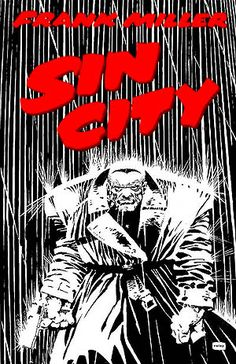 Sin City Comic Book Covers | Cover to Cover: The Palimpsestic Identity of Sin City