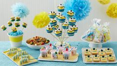 Get the party started with Betty's despicably clever birthday ideas filled with loads of fun and all the Minions you can handle.