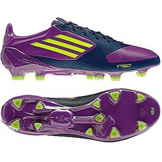 huge selection of 3efc0 185ae Adidas F50 adizero TRX FG SYN US Womens 6 M UltraPurpleElectricityNightSky   Visit the image