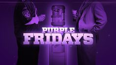 Did YOU wear purple today?