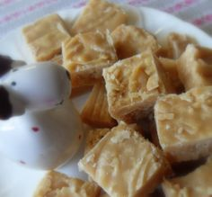 The English Kitchen: Mom's Peanut Butter Fudge