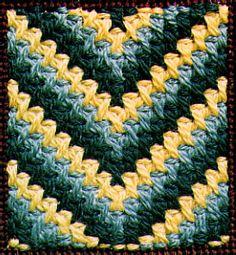 Photo of Curly Zig Zag Decorative Stitch