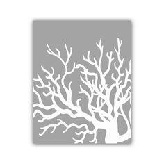 free coral stencils - Google Search