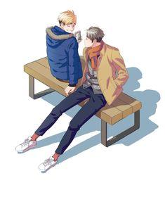 Nishinoya, Kenma, Kuroo, Kagehina, Haikyuu Volleyball, Volleyball Anime, Haikyuu Funny, Haikyuu Anime, Haikyuu Characters