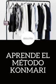 APRENDE A DOBLAR TU ROPA CON EL MÉTODO KONMARI - MARIE KONDO ABOUTFITS - FASHION BLOG - OUTFITS - MODA - ESTILO - IMAGEN PERSONAL