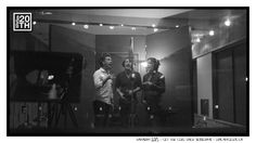 Photo 326 of 365 HANSON 2013 - Get The Girl Back Sessions - Los Angeles CA  In this shot vocals are being laid down for the new single, Get The Girl Back. Can any name some other famous artists who recorded in this famous studio (Sunset Sound)?  #Hanson #Hanson20th