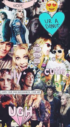 Collage, the100, and otp-bild