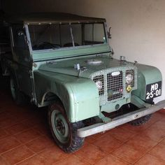 Land Rover Serie 1 80' (1950) For Sale