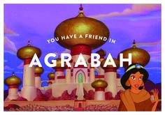 See the world like Jasmine. Disney Nerd, Disney Pixar, Walt Disney, Princesa Jasmine, Princesa Disney, Disney And More, Disney Love, Disney Stuff, Aladdin And Jasmine