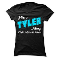 Cool T-shirts [Best T-Shirts] It is TYLER Thing ... 999 Cool Name Shirt   - (3Tshirts)  Design Description: If you are TYLER or loves one. Then this shirt is for you. Cheers !!!  If you don't utterly love this Tshirt, you'll SEARCH your favourite one by the use of... -  #camera #grandma #grandpa #lifestyle #military #states - http://tshirttshirttshirts.com/lifestyle/best-t-shirts-it-is-tyler-thing-999-cool-name-shirt-3tshirts.html