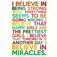 Happy October!!! REPIN if believe in being strong and in miracles! @SPARKLYSOULINC #inspiration www.sparklysoul.com #sparklysoulinc #sparkleboost