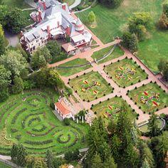 Sonnenberg Gardens Canandaigua NY