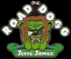 The Road Dogg logo 2 - WWE
