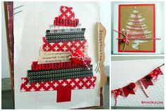 Kerstkaarten collage