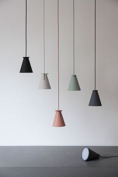 New Scandinavian lamp cruches