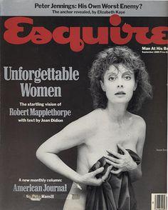 Susan Sarandon Hot, Chris Sarandon, Funny Adult Memes, Robert Mapplethorpe, British Academy Film Awards, Esquire, Old Hollywood, Hollywood Stars, Beautiful Actresses