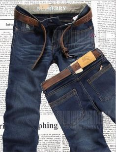 2013 Extravagant Louis Vuitton LV Men Jeans $137  jeans