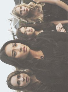 Pretty Little Liars   THEY STARTED SHOOTING SEASON FIVE!!!!!!    .   .                                                   ----------