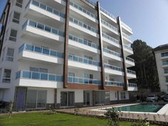 Pine Hill Residence Apartments in Alanya - New modern apartments and penthouses in Kargicak at the sea with panoramic sea- and castle view
