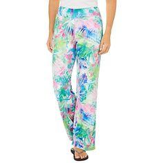 88c4632fb5846e Reel Legends Womens Keep It Cool Bayou Palm Pants