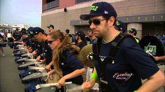 Seahawks Drumline Blue Thunder | #Seattle #Seahawks #Hawks