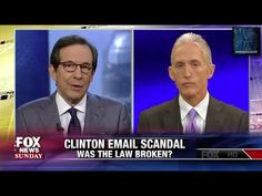 08-24-2015  Trey Gowdy Handle's New York PC Cocktail Leftist Chris Walace Like The Tool He Is - YouTube