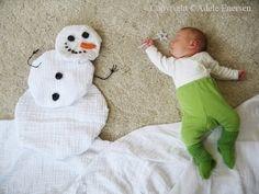 Fotos criativas do bebê dormindo! / Tópico: 582415