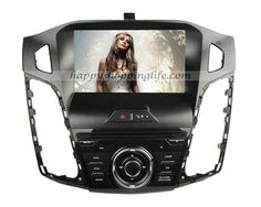 Android 4.0 Car DVD Player for Ford Focus 2012 GPS Navi Wifi 3G